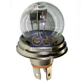 Bulb, headlight R2 (Bilux), P45t, 24V, 55/50W 1.21582 MERCEDES-BENZ T1 Bus, T2