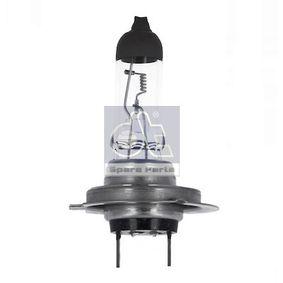 Bulb, headlight H7, PX26d, 24V, 70W 2.27227