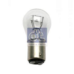 Glühlampe, Brems- / Schlusslicht mit OEM-Nummer 325162