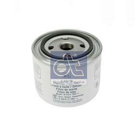 Oil Filter 2.32170 NP300 Navara Pickup (D40) 2.5 dCi 4WD MY 2013