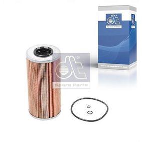 Ölfilter Ø: 83mm, Innendurchmesser: 37mm, Höhe: 170mm mit OEM-Nummer 628 180 01 09