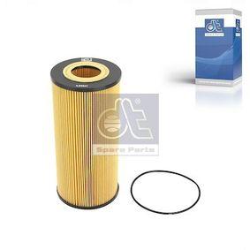 Ölfilter Ø: 120mm, Innendurchmesser: 54mm, Höhe: 265mm mit OEM-Nummer 0001420640
