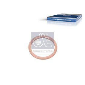Ölablaßschraube Dichtung Ø: 32mm, Dicke/Stärke: 2mm, Innendurchmesser: 24mm mit OEM-Nummer 5003062008