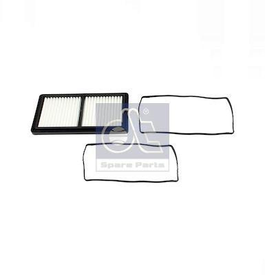 Filtro, ventilación bloque motor 7.50872 DT 7.50872 en calidad original