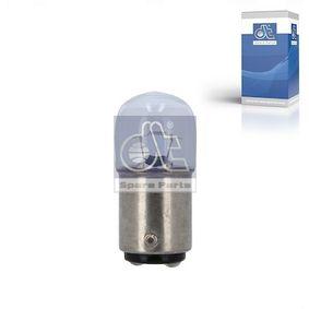 Bulb 24V 10W, R10W, BA15d 9.78100