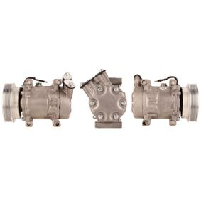 Kompressor, Klimaanlage 51-0079 CLIO 2 (BB0/1/2, CB0/1/2) 1.5 dCi Bj 2010