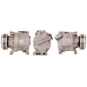 Compressor, air conditioning 51-0197 PANDA (169) 1.2 MY 2012