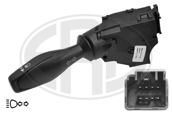 ERA  440432 Steering Column Switch Number of connectors: 8, with high beam function, with indicator function