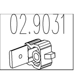 Anschlagpuffer, Schalldämpfer Ø: 0mm, Länge: 70mm mit OEM-Nummer 7700424340