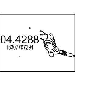 Katalysator 04.4288 3 Touring (E91) 320d 2.0 Bj 2008