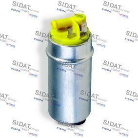 Fuel Pump with OEM Number 16141183389