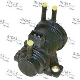 Convertitore pressione, Controllo gas scarico 83.754 LYBRA SW (839BX) 1.9 JTD ac 2004