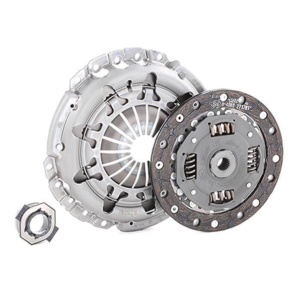 Replacement clutch kit 618 3096 00 LuK 618 3096 00 original quality