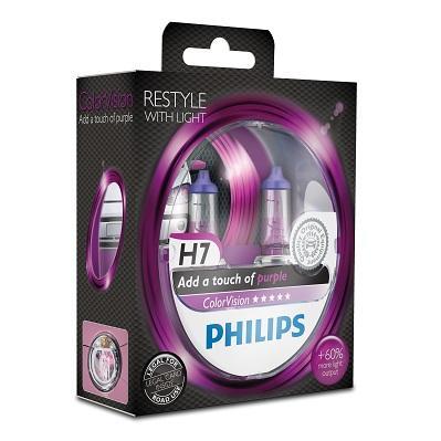 Крушка с нагреваема жичка, фар за дълги светлини PHILIPS 36804828 оценка