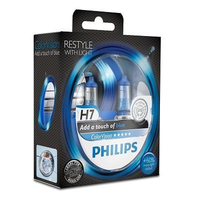 Glühlampe, Fernscheinwerfer PHILIPS 36810928 Bewertung