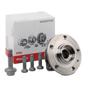 Wheel Bearing Kit Ø: 136,50mm with OEM Number 8V0 498 625 A