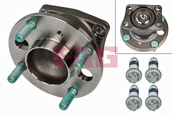 FAG  713 6790 80 Wheel Bearing Kit