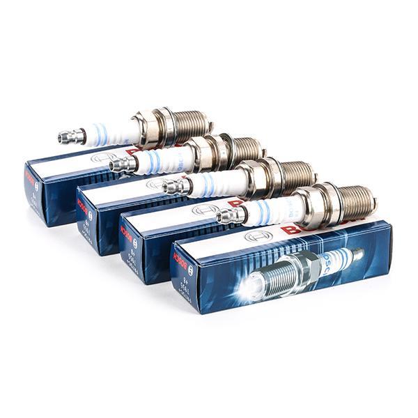 Spark Plug BOSCH FR7DC rating