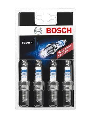 Candela motore BOSCH N50 valutazione