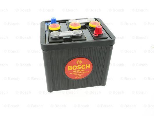 Autobatterie F 026 T02 304 BOSCH 6V84AH390ATROCKENVORGELADEN in Original Qualität