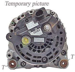 Lichtmaschine DRA4164 DELCO REMY DA5274 in Original Qualität