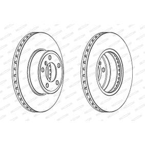 Bremsscheibe Art. Nr. DDF1243C-1 120,00€