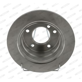 Bremsscheibe Bremsscheibendicke: 22mm, Lochanzahl: 5, Ø: 300mm mit OEM-Nummer 210 421 0812
