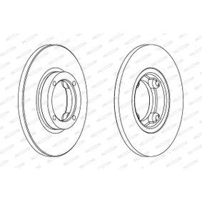 Bremsscheibe Bremsscheibendicke: 28mm, Lochanzahl: 5, Ø: 300mm, Ø: 300mm mit OEM-Nummer 3 134 138 2