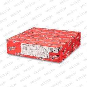 Bremsscheibe Bremsscheibendicke: 19mm, Lochanzahl: 5, Ø: 276mm mit OEM-Nummer 3421 1165 211