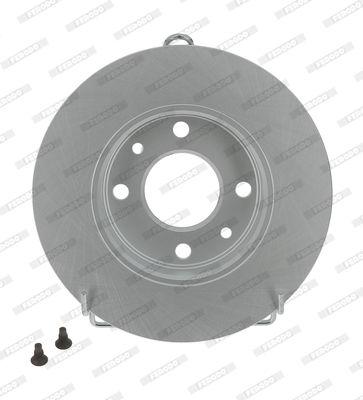 FERODO  DDF929C-1 Bremsscheibe Bremsscheibendicke: 9mm, Lochanzahl: 5, Ø: 232mm, Ø: 232mm
