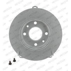Bremsscheibe Bremsscheibendicke: 9mm, Lochanzahl: 5, Ø: 232mm, Ø: 232mm mit OEM-Nummer 3496009