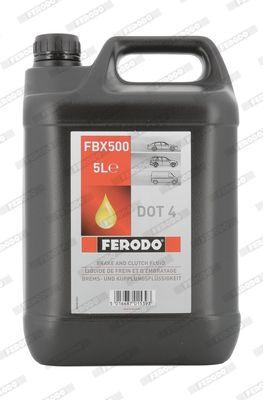 Bremsflüssigkeit FBX500 FERODO FBX500 in Original Qualität