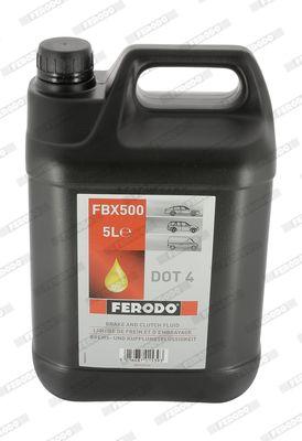 Bremsflüssigkeit FERODO FBX500 Bewertung