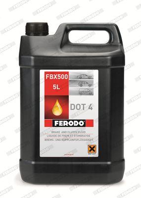 Bremsflüssigkeit FERODO FBX500 Erfahrung