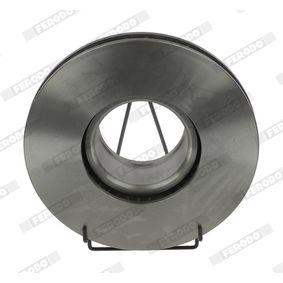 Bremsscheibe Bremsscheibendicke: 30mm, Lochanzahl: 6, Ø: 304mm mit OEM-Nummer 669.421.06.12