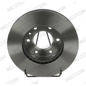 FERODO PREMIER FCR310A Bremsscheibe Bremsscheibendicke: 28mm, Lochanzahl: 6, Ø: 300mm