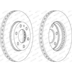 Bremsscheibe Art. Nr. FCR314A 120,00€