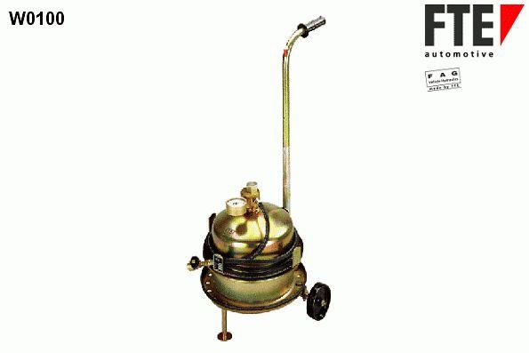 FTE  W0100 Füll- / Entlüftungsgerät, Bremshydraulik