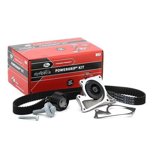 Timing belt kit and water pump KP25578XS-2 GATES WP0077 original quality