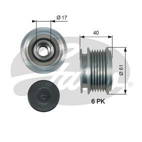 Generatorfreilauf Art. Nr. OAP7013 120,00€