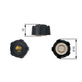Verschlussdeckel, Kühlmittelbehälter RC223 CLIO 2 (BB0/1/2, CB0/1/2) 1.5 dCi Bj 2006