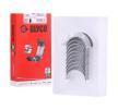 Kurbelwellenlager RENAULT TWINGO 2 (CN0) 2013 Baujahr H1099/5 STD