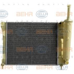 Kühler, Motorkühlung mit OEM-Nummer 51939068