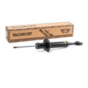 MONROE Stoßdämpfer 26665 für AUDI A4 (8E2, B6) 1.9 TDI ab Baujahr 11.2000, 130 PS