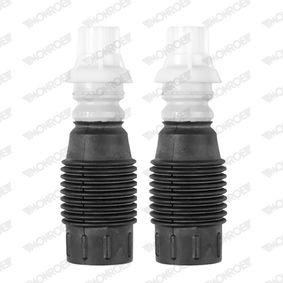 Dust Cover Kit, shock absorber PK161 PUNTO (188) 1.2 16V 80 MY 2006