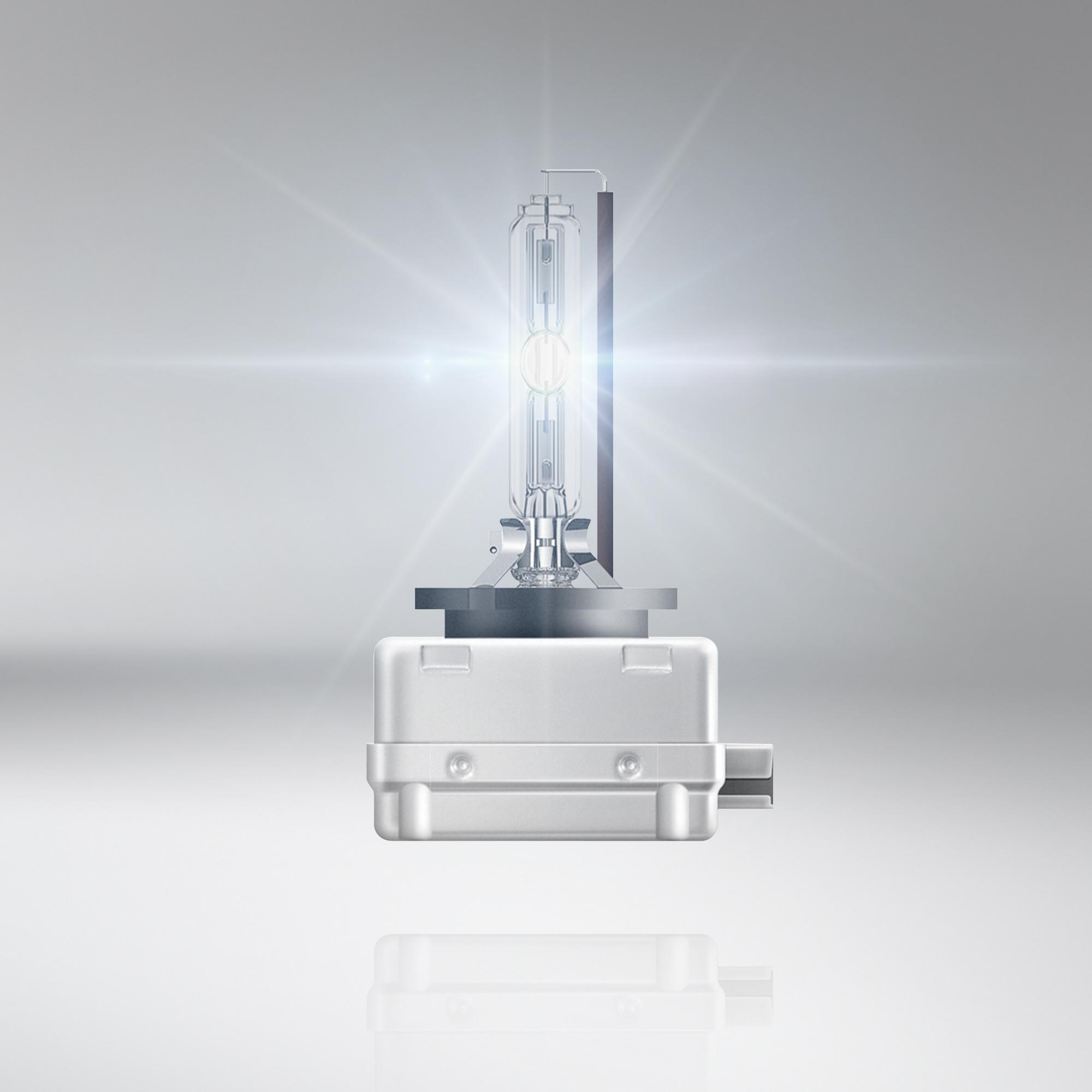 Крушка с нагреваема жичка, фар за дълги светлини OSRAM D1S 4008321184276