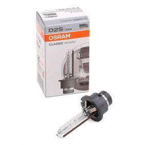 Bulb, spotlight D2S (gas discharge tube), 35W, 85V 66240CLC MERCEDES-BENZ C-Class, E-Class, A-Class