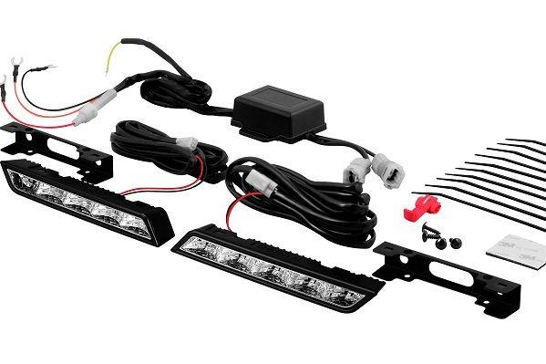 Juego de luces circulación diurna LEDDRL301 OSRAM LEDDRL301 en calidad original