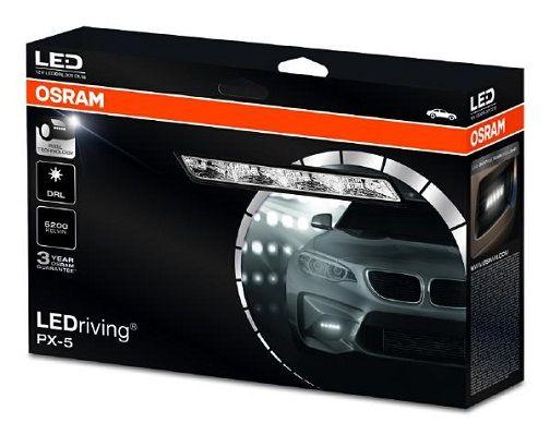Juego de luces circulación diurna OSRAM LEDDRL301 evaluación