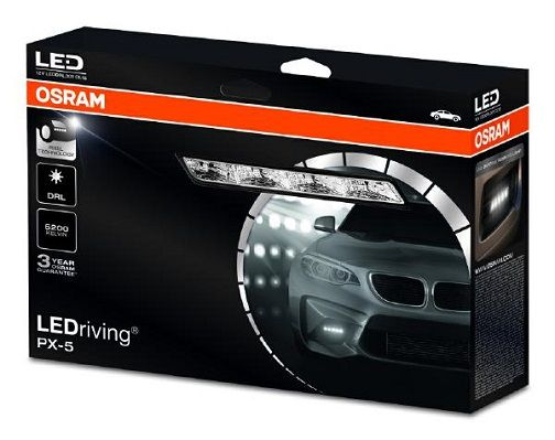 Nappalifény-betét OSRAM LEDDRL301 értékelés